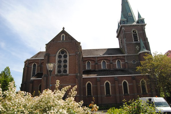 église de marbais