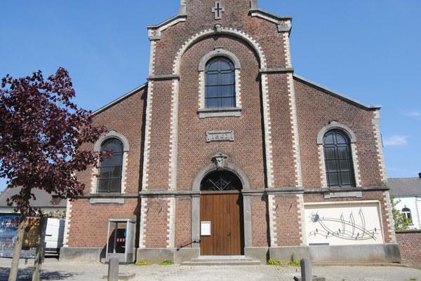 église de sart