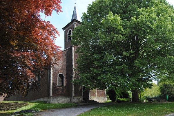 église de tilly