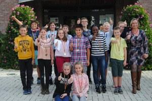 Le Conseil communal des enfants (CCE) s'est renouvelé!